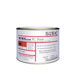 SpEC coat BCwith hardener