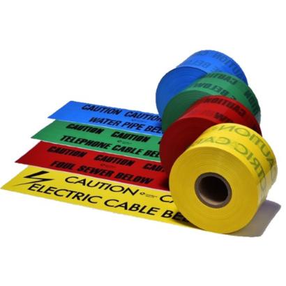 Aluminum tape potable water