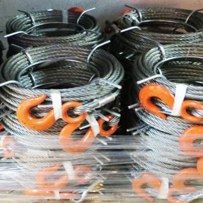 ALBA Safety Wire Rope