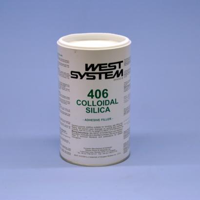 406b- 1.5 kg Colloidal silica