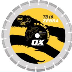 TB10-Abrasive General Purpose Segmented Diamond Blade