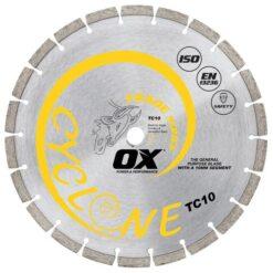 TC10- Concrete General Purpose Segmented Diamond Blade