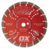 OX Professional MPSS Superfast Segmented Turbo Diamond Blade