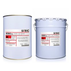 SpECtop WDE 100- Water Dispersed Epoxy Resin, Floor & Wall Coating